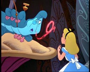 Alice e il brucaliffo
